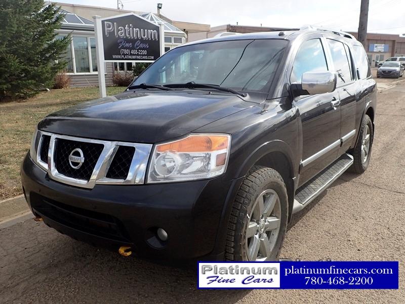 Nissan Armada 2011 price $9,800
