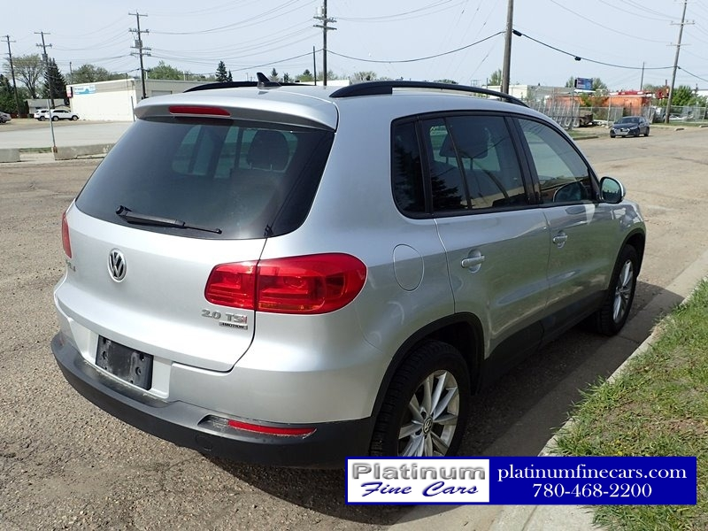 Volkswagen Tiguan 2013 price $13,500