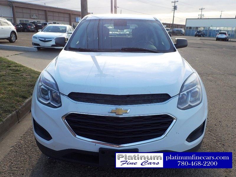 Chevrolet Equinox 2017 price $10,800
