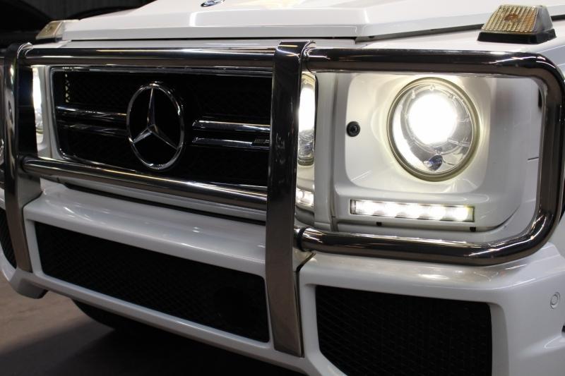 Mercedes-Benz G-Class 2016 price $94,950