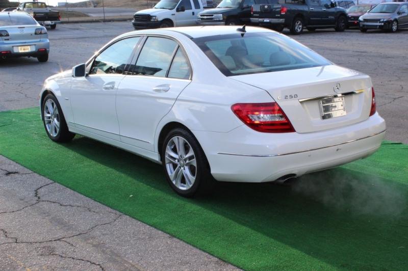 MERCEDES-BENZ C-CLASS 2012 price $10,249