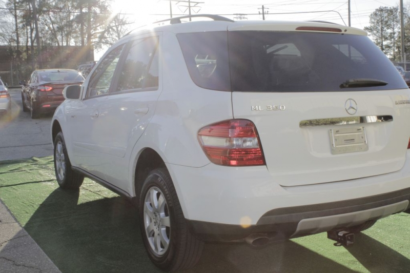MERCEDES-BENZ ML 2006 price $7,749
