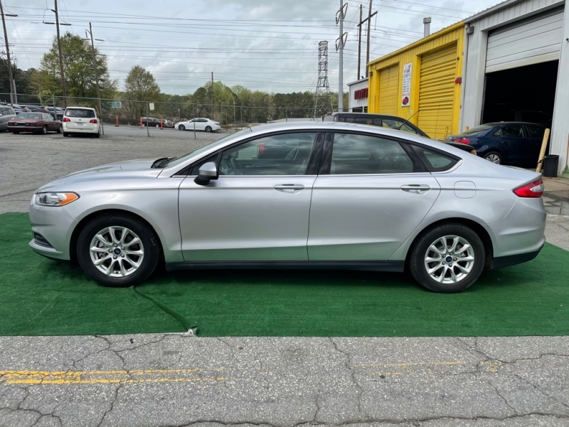 FORD FUSION 2015 price $12,799