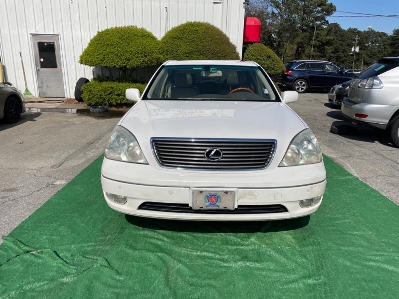 LEXUS LS 2003 price $6,900