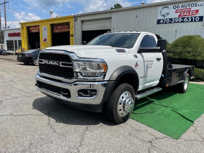 RAM 4500 2019 price $55,299