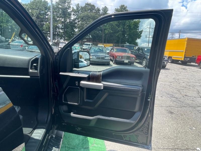 FORD F150 LARIAT 2018 price $37,799