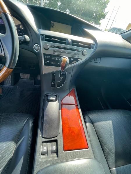LEXUS RX 2010 price $13,497