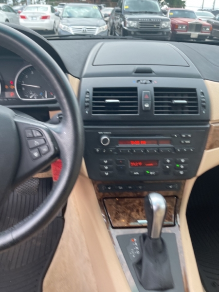 BMW X3 2010 price $10,599
