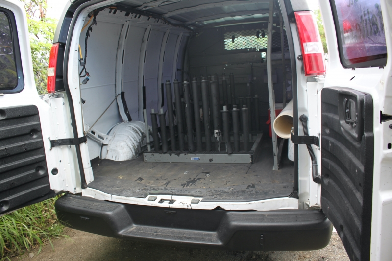 Chevrolet Express Cargo Van 2010 price $10,999