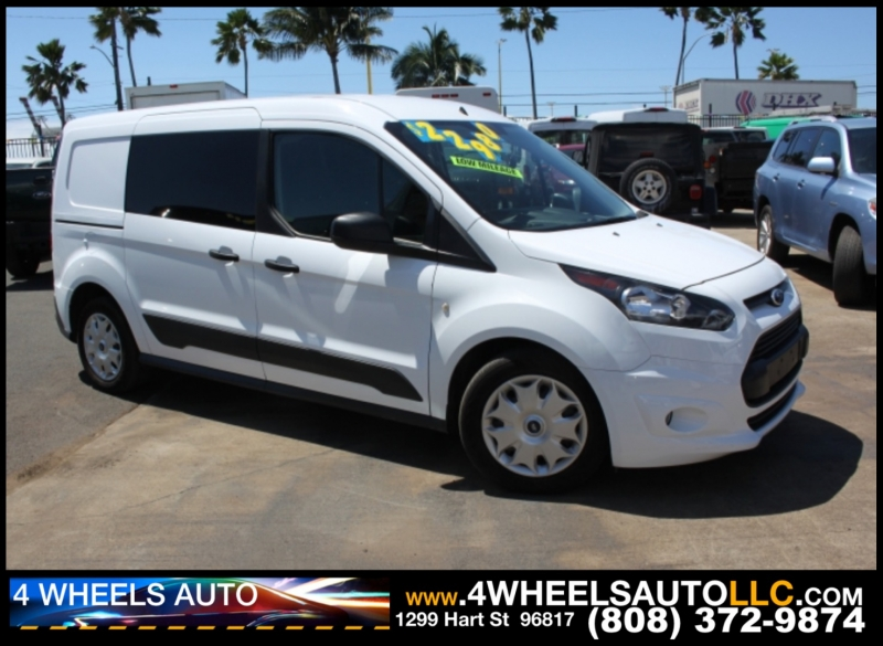 Ford Transit Connect 2015 price $19,999