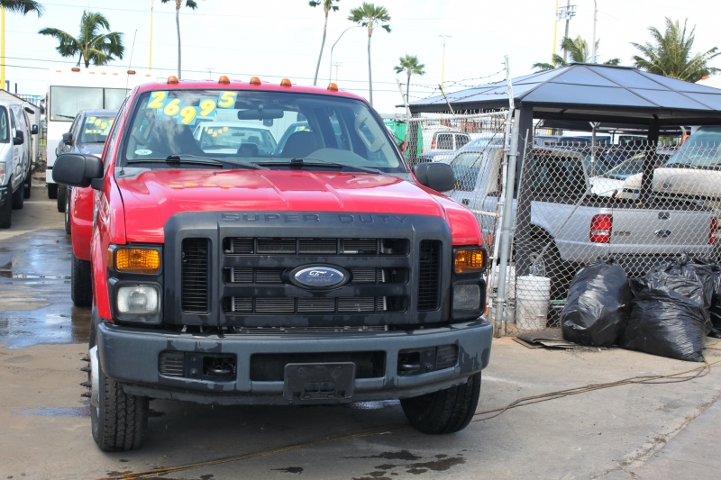 Ford Super Duty F-350/4x4/23Km/Dually real wheels 2008 price $24,999
