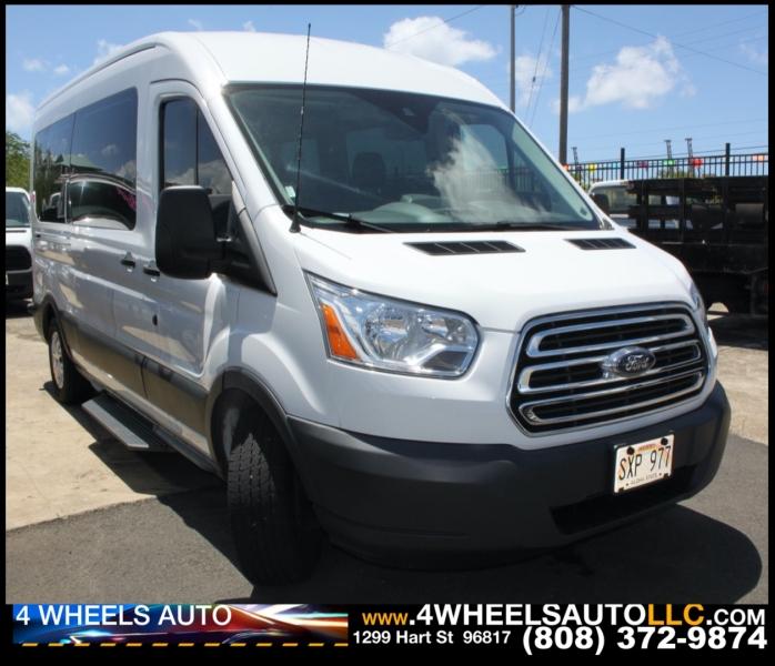 Ford Transit Passenger XLT/397MILES/Manufacturer's Warr 2019 price $43,999