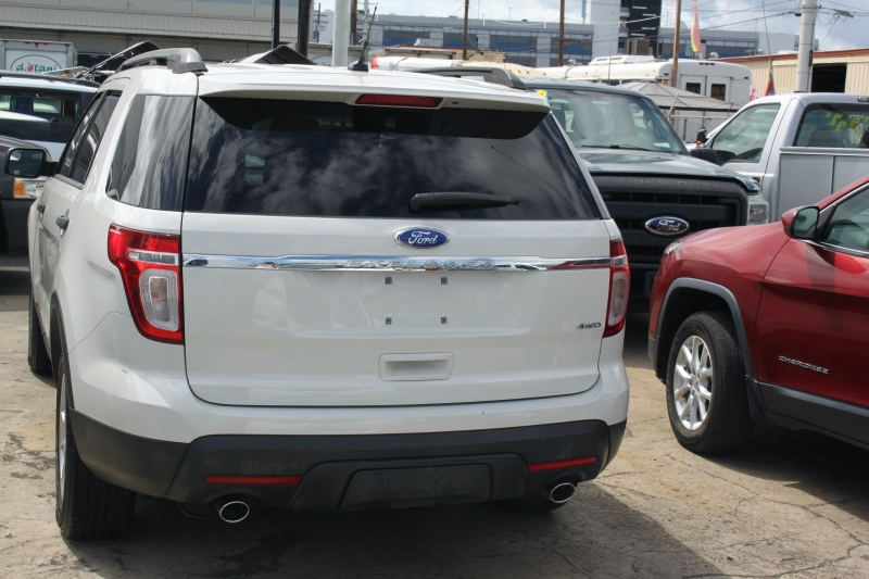 Ford Explorer 4WD 4dr/46 Km 2011 price