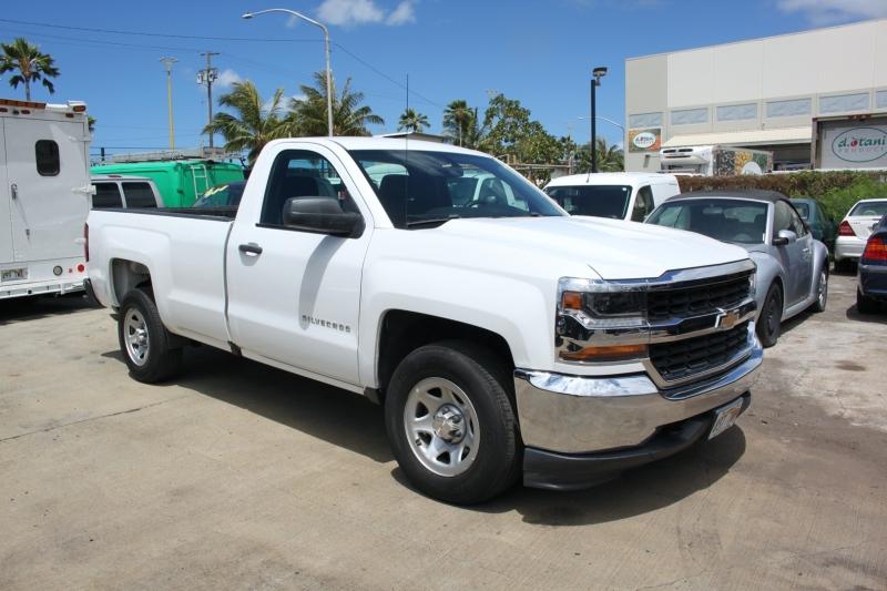 Chevrolet SILVERADO. 1500 17Km 2018 price $23,999