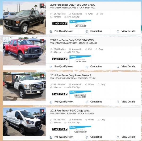 Ford F-150 Reg Cab XL/36Km 2016 price $20,999