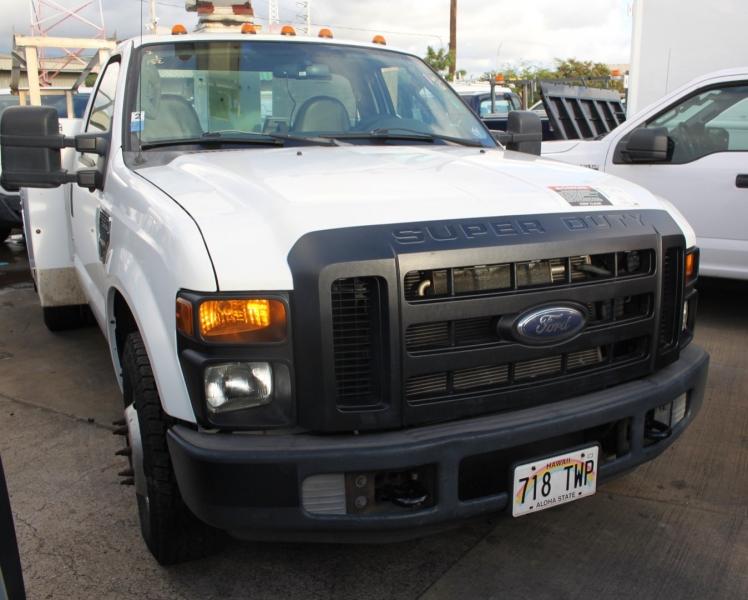 Ford Super Duty F-350 DRW XL/Boom Truck 2008 price
