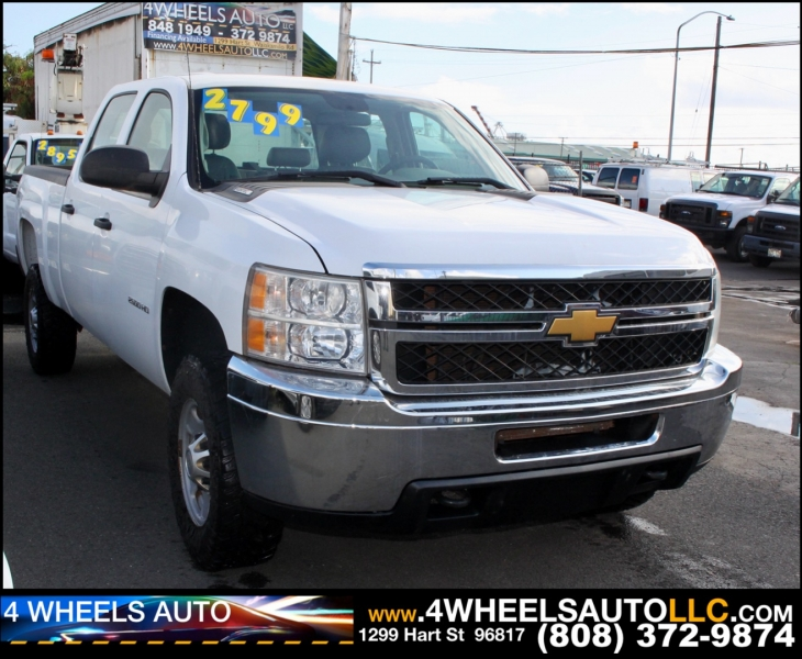 Chevrolet Silverado 2500HD 2013 price $27,999