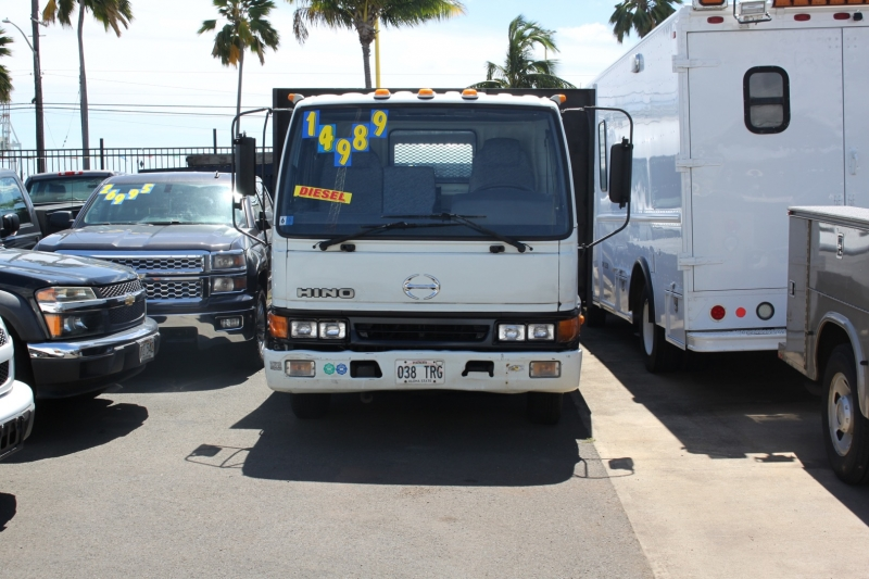 Hino Flat Bed /Diesel Chassis Cab 2003 price