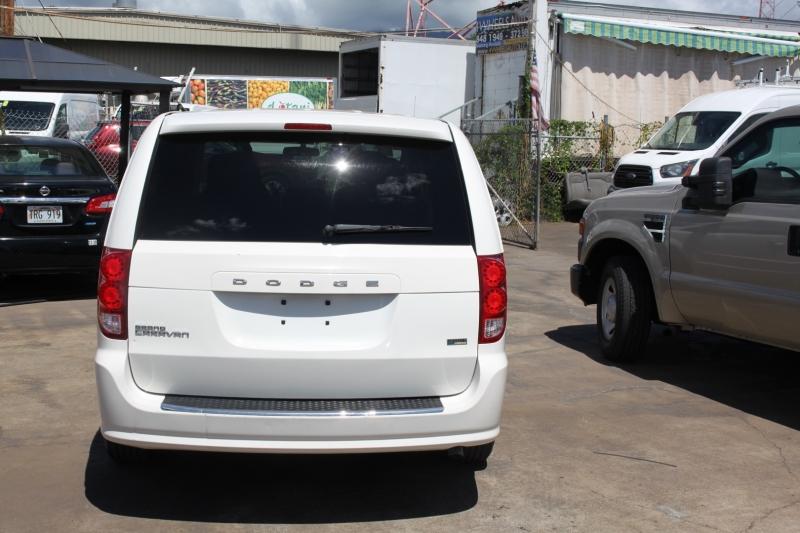 Dodge Grand Caravan 2013 price
