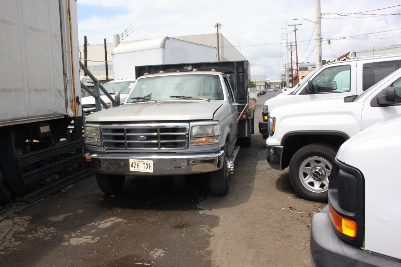 Ford F-350 FLAT BED 1993 price