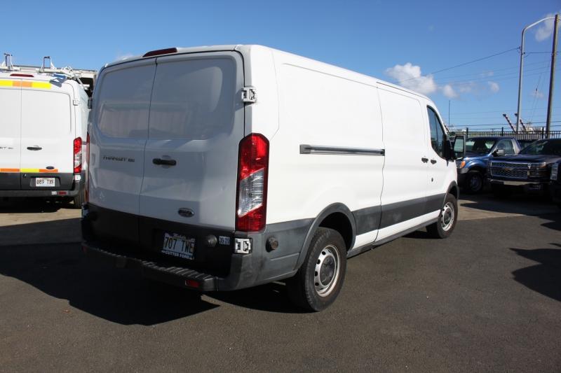 Ford Transit Cargo Van/29Km 2017 price