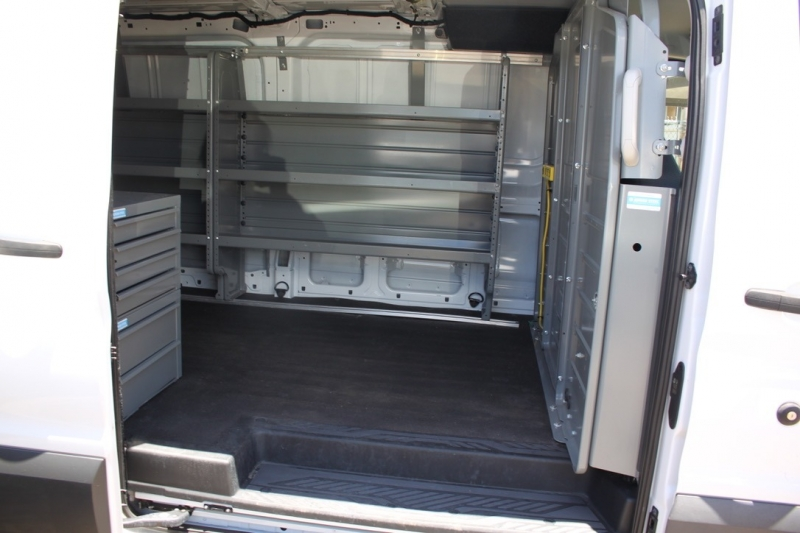 Ford Transit Cargo Van 2016 price