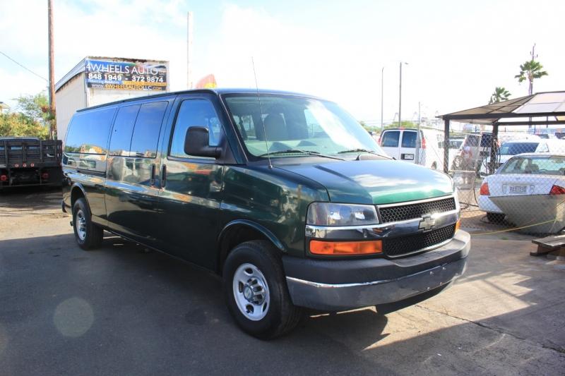 Chevrolet Express Passenger 2011 price