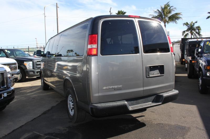 Chevrolet Express Passenger 2012 price
