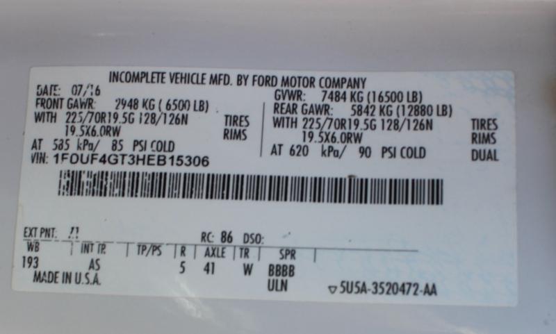 Ford F-450 XL Diesel/44km/Flat bed Super Duty 67L Flat bed 67L Power Stroke/ 2017 price