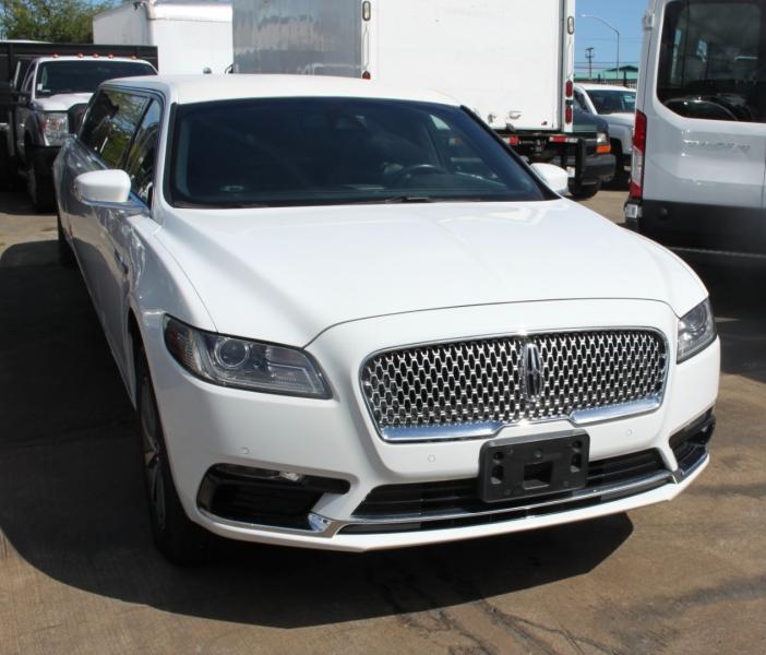 Lincoln Continental 2018 price