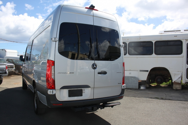 Mercedes-Benz Sprinter Cargo Van 4X4 Diesel Crew 2019 price