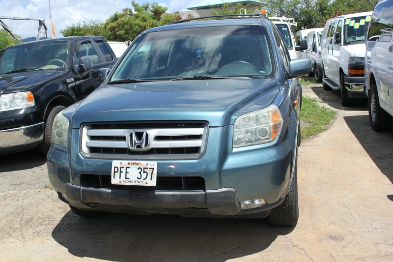 Honda Pilot 2006 price $6,999