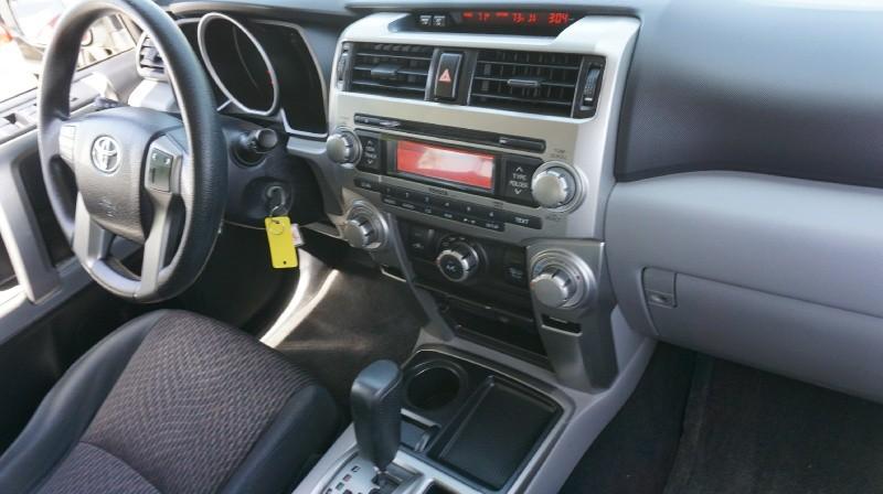 Toyota 4Runner 2012 price $17,750