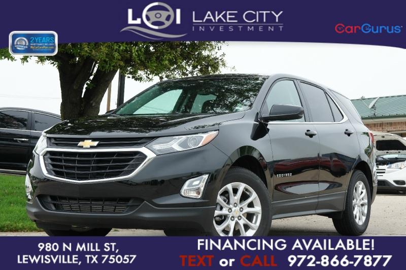 Chevrolet Equinox 2020 price $22,900