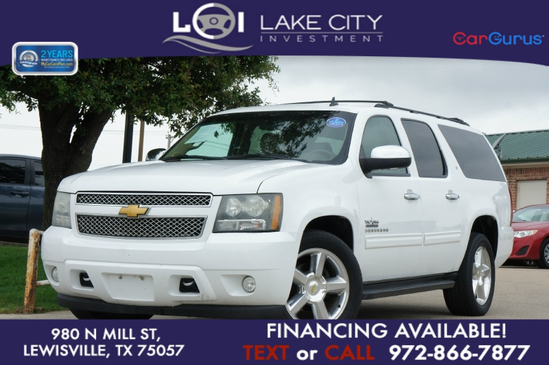 Chevrolet Suburban 2012 price Call for Price