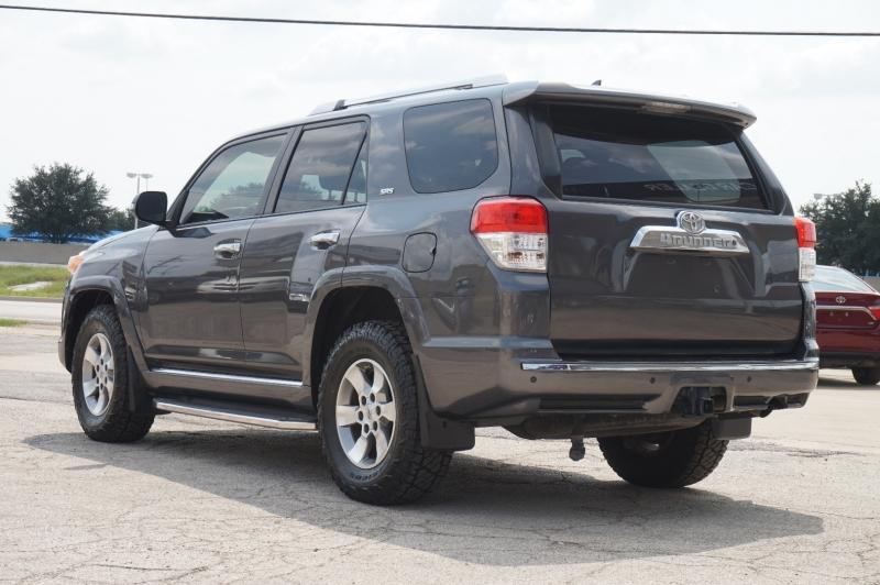 Toyota 4Runner 2012 price $16,995