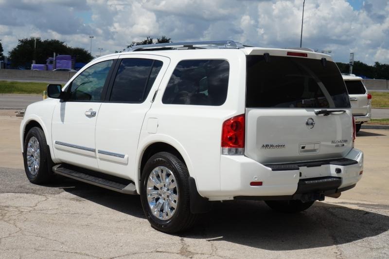 Nissan Armada 2015 price $20,500