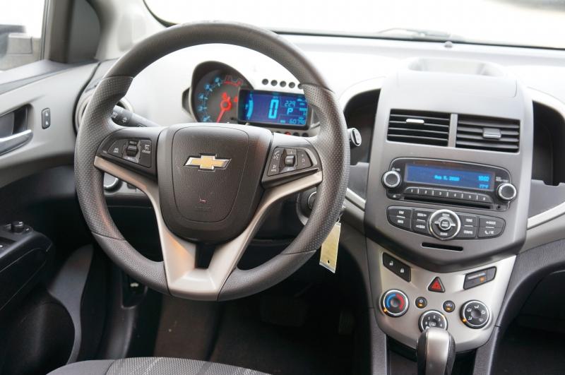 Chevrolet Sonic 2015 price $9,450