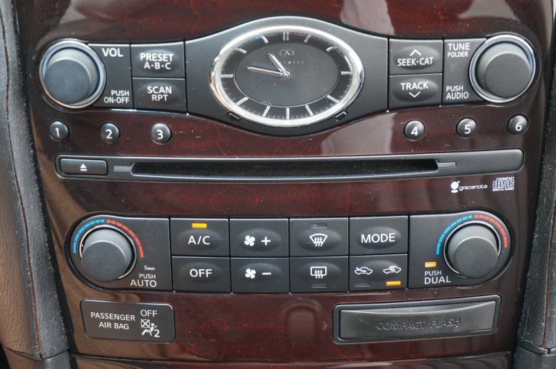 Infiniti EX35 2008 price $10,450