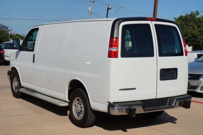 Chevrolet Express Cargo Van 2018 price $21,900