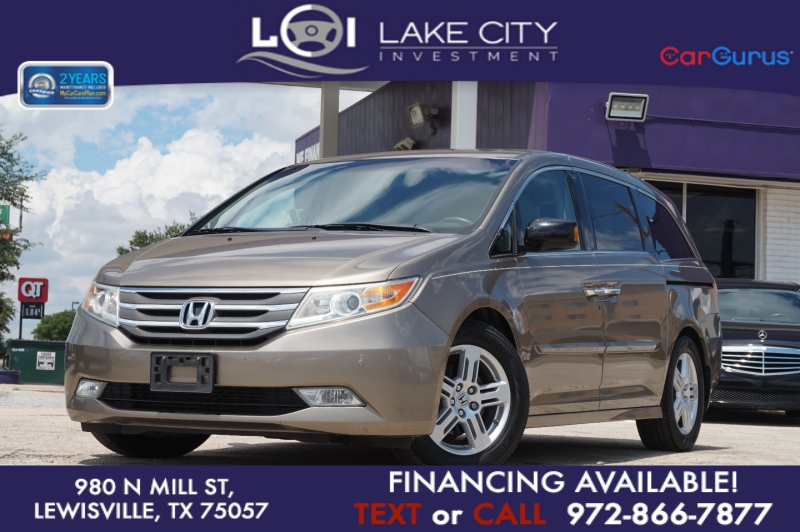 Honda Odyssey 2013 price $13,900