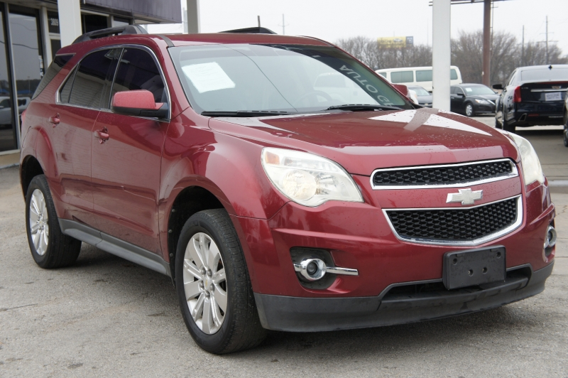 Chevrolet Equinox 2010 price $12,750