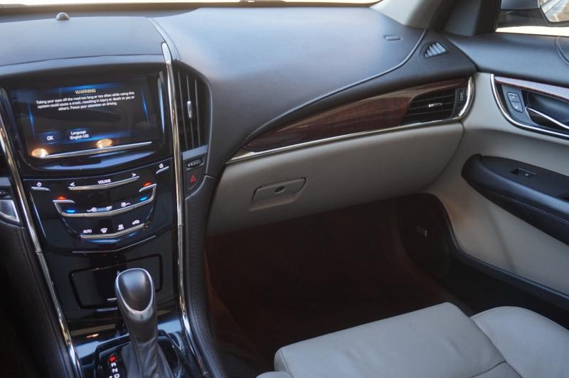Cadillac ATS Sedan 2015 price $14,875