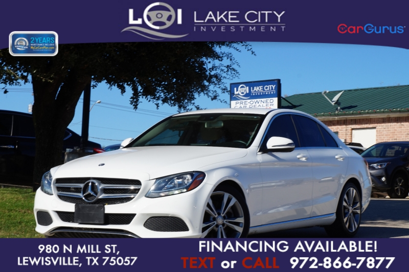 Mercedes-Benz C-Class 2017 price Call for Price