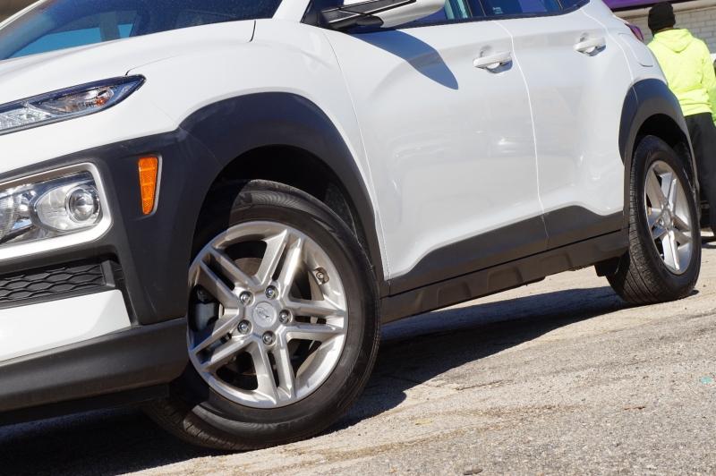 Hyundai Kona 2018 price $18,995