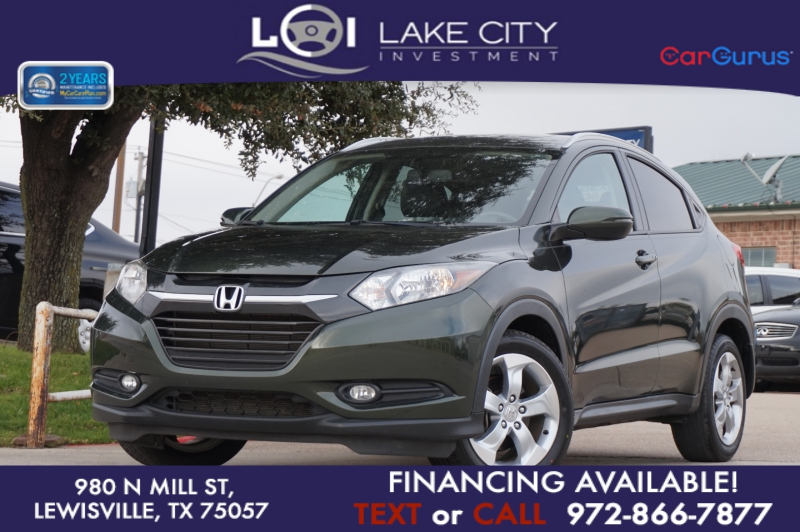 Honda HR-V 2016 price $17,995