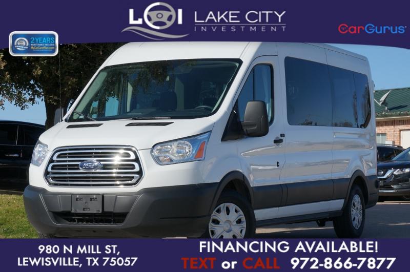 Ford Transit Passenger Wagon 2019 price $30,900