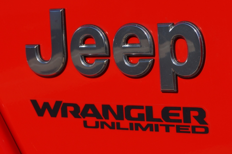 Jeep Wrangler Unlimited 2020 price $41,550