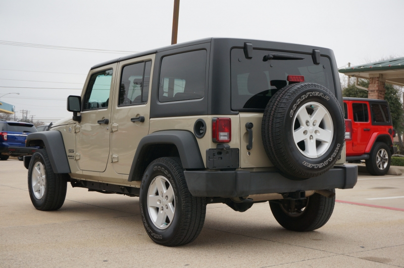 Jeep Wrangler Unlimited 2017 price $28,750