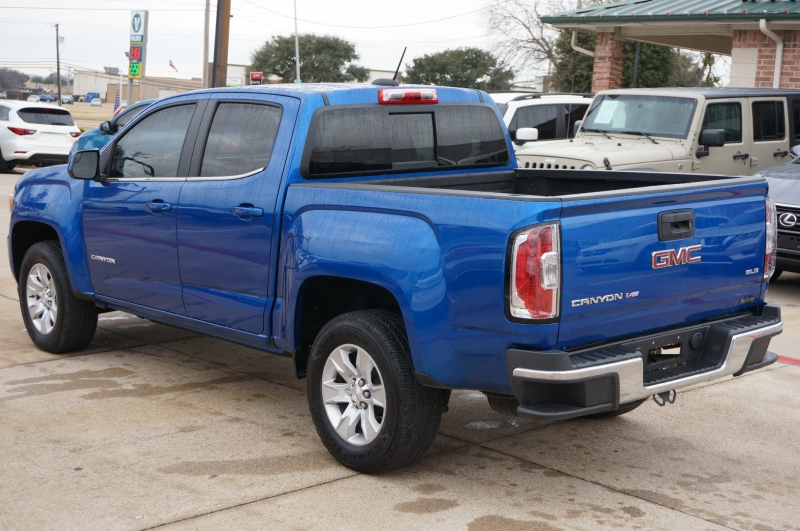 GMC Canyon 2018 price $25,900